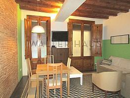Salón-comedor - Piso en alquiler en calle Sant Jacint Ppala, Born-Santa Caterina-Sant Pere-La Ribera en Barcelona - 179556592