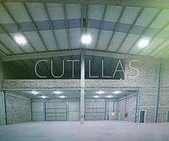 Imagen 1 - Nave industrial en alquiler en Barbera del Vallès - 288373986