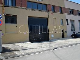 Imagen 1 - Nave industrial en alquiler en Sant Andreu de la Barca - 160363597