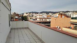 Terraza - Ático en alquiler en calle Casals i Cuberó, El Verdum en Barcelona - 332692484