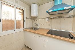 Cocina - Piso en alquiler en calle Nou Barris, La Trinitat Nova en Barcelona - 332685216