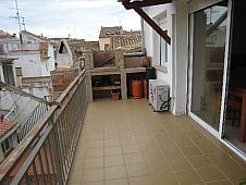 Terraza - Ático en alquiler en calle San Salvador, Casc antic en Roda de Barà - 199899151