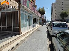 Foto - Local comercial en alquiler en calle Avenida del Mediterraneo, Benidorm - 225577003