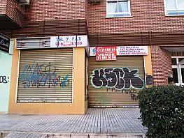 Fachada - Local comercial en venta en calle Ribadeo, El Naranjo-La Serna en Fuenlabrada - 291479076