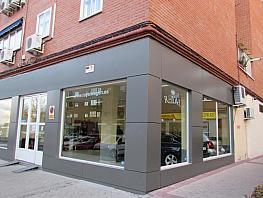 Fachada - Local comercial en venta en calle Castilla la Nueva, El Cerro-El Molino en Fuenlabrada - 325258756