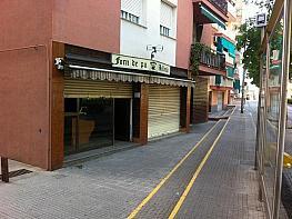 Local comercial en alquiler en carretera Santa Creu de Calafell, Casc Urbà en Gavà - 329601560