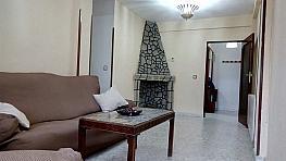 Salón - Piso en alquiler en calle Luis Vives, Rinconada en Alcalá de Henares - 334793524