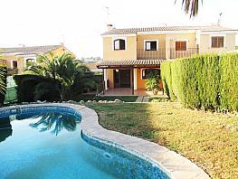 Imagen sin descripción - Casa adosada en alquiler en Chiva - 351794825