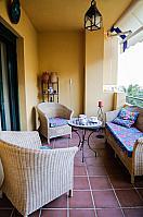 Terraza - Piso en alquiler en urbanización Nueva Alcantara, San Pedro de Alcántara - 323923798
