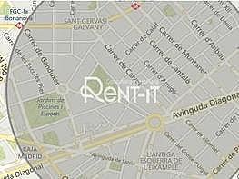 Situación - Local en alquiler en Sant Gervasi – Galvany en Barcelona - 325027516