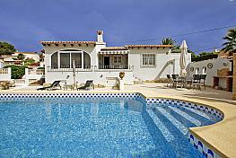 Villa en venta en urbanización Ortembach, Calpe/Calp - 299722964