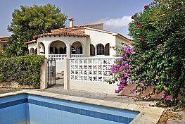 Villa en venta en urbanización Ortembach, Calpe/Calp - 317162982