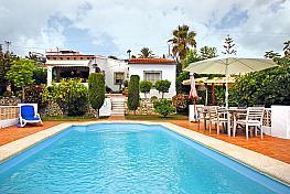 Villa en venta en urbanización Cometa, Calpe/Calp - 322530923
