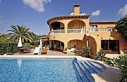 Villa en venta en urbanización Ortembach, Calpe/Calp - 323946710