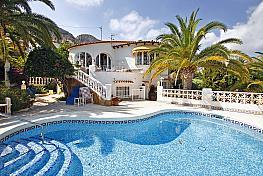 Villa en venta en urbanización Maryvilla, Calpe/Calp - 325260715