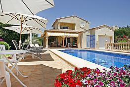 Villa en venta en urbanización Carrio Alto, Calpe/Calp - 348618306