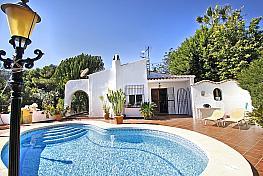 Villa en venta en urbanización Canuta, Calpe/Calp - 368953991