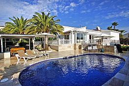 Villa en venta en urbanización Los Almendros, Calpe/Calp - 398167692