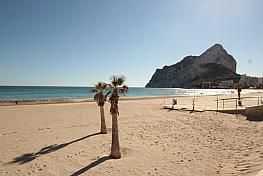 Apartamento en venta en calle Playa Levante la Fosa, Calpe/Calp - 327577506