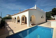 Villa en venta en calle Ptda Benicuco, Calpe/Calp - 191774234