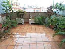 Terraza - Piso en venta en calle Miquel Servet, Sant oleguer en Sabadell - 288259628