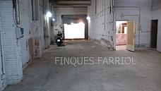 Planta baja - Nave industrial en alquiler en calle Frederic Soler, Barri niloga en Reus - 245441486