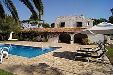 Piscina - Casa en alquiler de temporada en calle Cala Blanca, Jávea/Xàbia - 191551543
