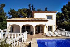 Casa en alquiler de temporada en calle Mirlos, Jávea/Xàbia - 191552369