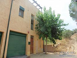 Fachada - Casa adosada en venta en calle Monticalvari, Sant Feliu de Guíxols - 370506284