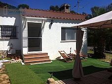 Fachada - Casa en venta en calle Puig Brull, Santa Cristina d´Aro - 200614020
