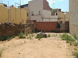 Solar en venda carrer Llobera, Les Roquetes-Canyelles a Barcelona - 291048473