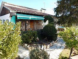 Fachada - Chalet en venta en carretera Madrid, Aldea del Fresno - 253552235