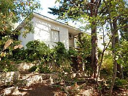 Fachada - Chalet en venta en calle España, Urb. Encinar del Alberche en Villa del Prado - 326260534