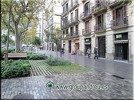 Local comercial en alquiler en paseo Sant Joan, Eixample dreta en Barcelona - 333119989