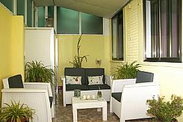 Terraza - Piso en venta en calle Hormigueras, Numancia en Madrid - 264374773