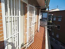 Terraza - Piso en venta en calle Vicente Carballal, Los Rosales en Madrid - 242387697