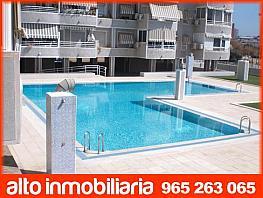 Piso en venta en Cabo de las Huertas en Alicante/Alacant - 278157406