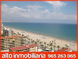 Piso en alquiler en Playa de San Juan en Alicante/Alacant - 312510741