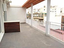 Ático en alquiler en calle Ab Ell Hamet, Centro en Alicante/Alacant - 327157619