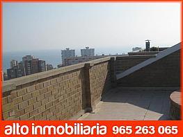 Ático en venta en Playa de San Juan en Alicante/Alacant - 255082198