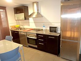 Cocina - Piso en alquiler en calle Senda de Granada, La Flota en Murcia - 322561365