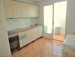 Cocina - Piso en alquiler en calle Villacisneros, La Flota en Murcia - 332701876