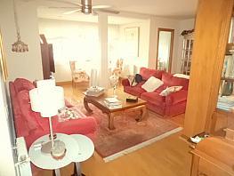 Salón - Piso en alquiler en calle Senda de Enmedio, San Anton en Murcia - 335221838