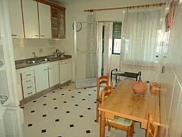 Cocina - Piso en alquiler en calle Senda de Granada, Juan Carlos I en Murcia - 344321455