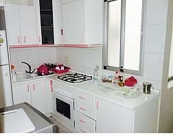 Cocina - Piso en alquiler en calle Alonso de Espejo, Vista Alegre en Murcia - 357236772