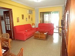 Salón - Piso en alquiler en ronda Norte, Santa Maria de Gracia en Murcia - 366805121