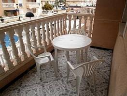 . - Piso en alquiler en calle Av Zaragoza, Santa Pola - 338001289