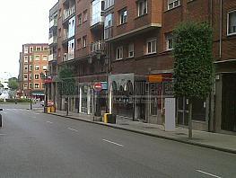 Fachadas locales.jpg - Local comercial en alquiler en Milán-Pumarin-Pontón de Vaqueros en Oviedo - 293659944