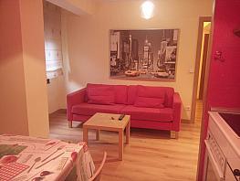 Salón - Piso en alquiler en calle Asturias, Centro en Gijón - 341424014