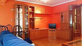 Salón - Piso en alquiler en calle Constitución, Centro en Gijón - 351510605
